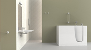 Bañeras con puerta Oasi