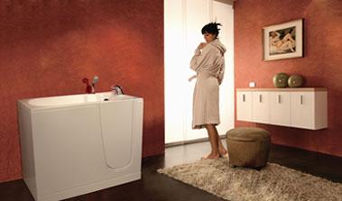 Bañeras con puerta para discapacitados