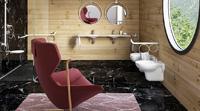 Accesorios de baños para minusválidos de diseño