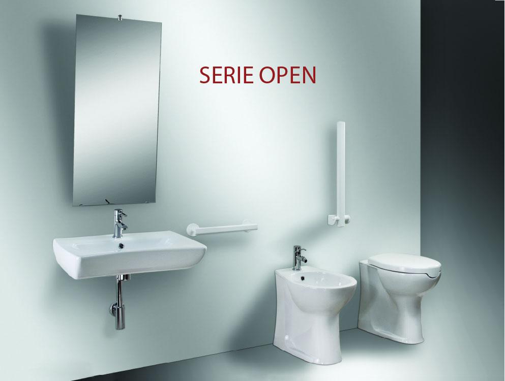 Ba os para personas con discapacidad que cumplan con los for Altura lavabo minusvalidos