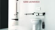 Baños para minusválidos  serie Leonardo