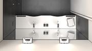 Diseño de baños para minusvalidos DWG
