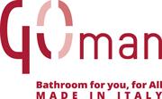 Logo Baños para minusvalidos y ancianos | Goman
