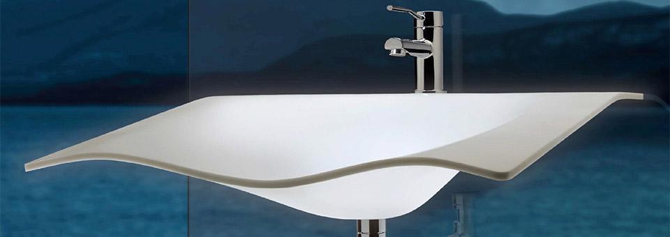 Requisitos Baño Minusvalidos:Lavabo Universal Flight